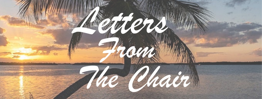 Letters from the Florida Keys Democrats Chair